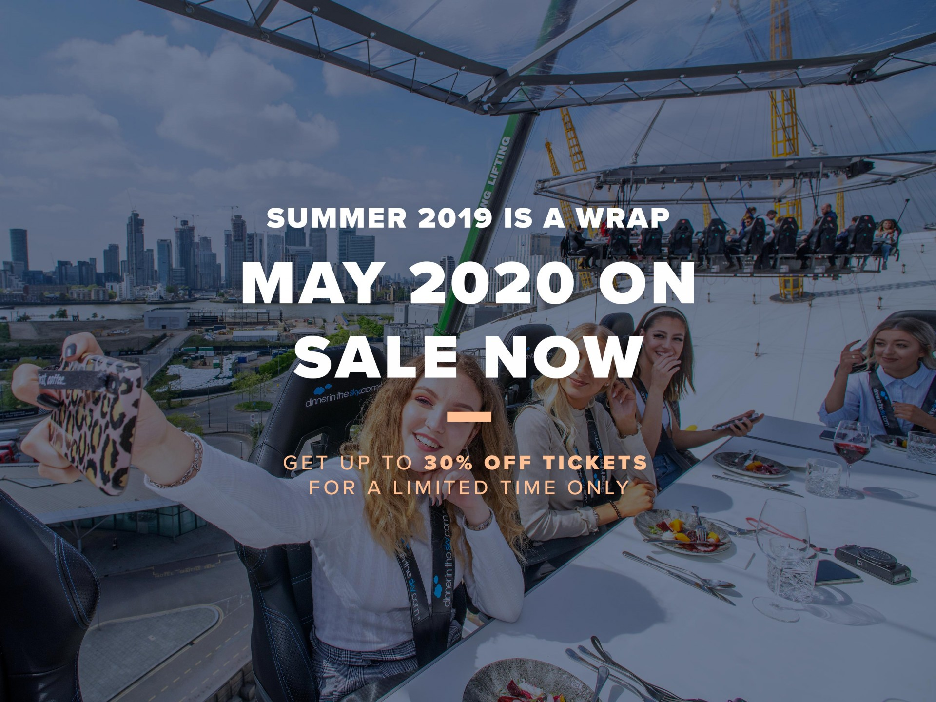 London in the Sky | Take dining to new heights