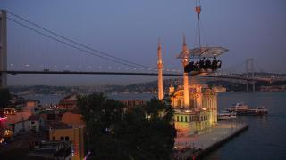 Dinner in the Sky Istanbul