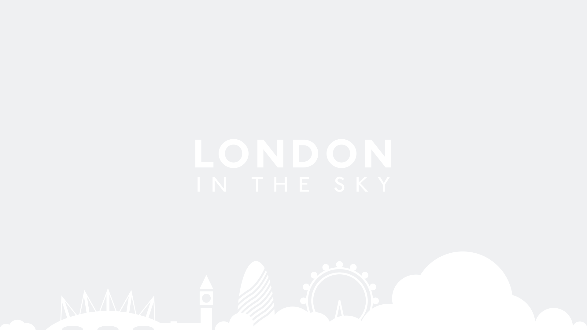 Corporate bookings for London in the Sky